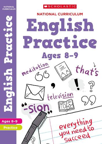 National Curriculum English Practice Book for Year 4 - 100 Practice Activities (Paperback)