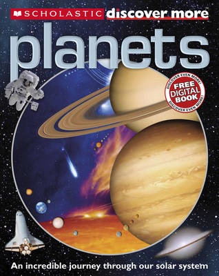 Planets - Discover More (Paperback)