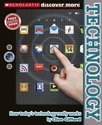 Cool Technology - Discover More (Paperback)