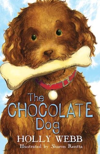 The Chocolate Dog (Paperback)
