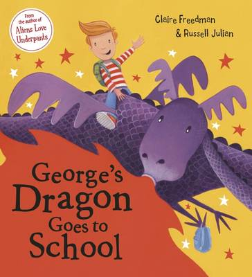 George's Dragon Goes to School (Paperback)