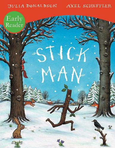 Stick Man Early Reader (Paperback)