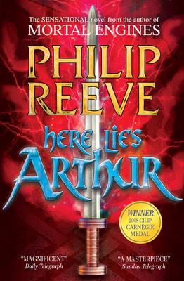 Here Lies Arthur (Paperback)