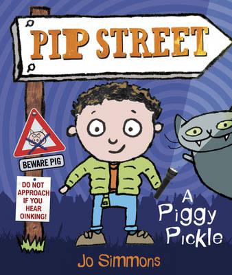 A Piggy Pickle - Pip Street 3 (Paperback)
