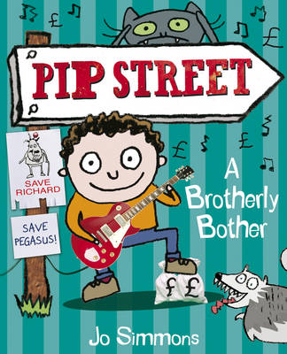 A Brotherly Bother - Pip Street 4 (Paperback)