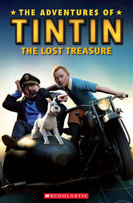 The Adventures of Tintin: The Lost Treasure - Popcorn Readers (Paperback)