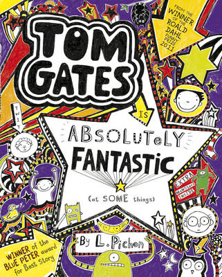 Tom Gates is Absolutely Fantastic (at some things) - Tom Gates 5 (Paperback)