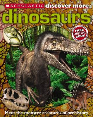 Dinosaurs - Discover More (Paperback)