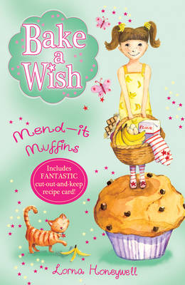 Mend-it Muffins - Bake a Wish 5 (Paperback)