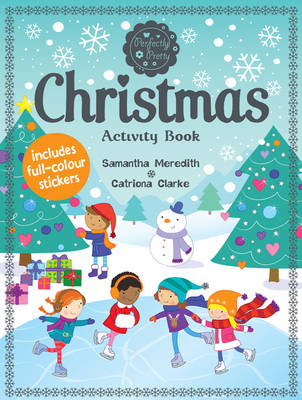 Christmas Activity Book - Perfectly Pretty (Paperback)