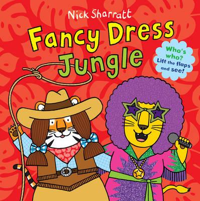 Fancy Dress Jungle (Paperback)
