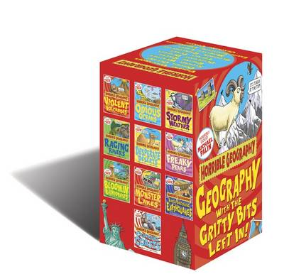 Horrible Geography 10 Book Boxset - Horrible Geography (Paperback)
