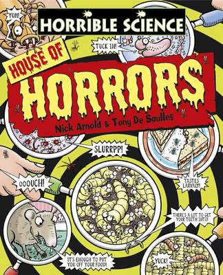 House of Horrors - Horrible Science (Paperback)