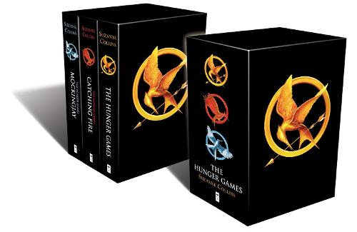 Classic boxed set - Hunger Games Trilogy (Paperback)