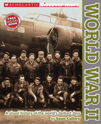 World War II - Discover More (Paperback)