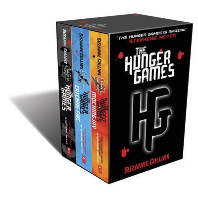 HUNGER GAMES TRILOGY boxed set - Hunger Games Trilogy (Paperback)