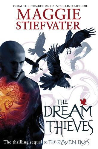 The Dream Thieves - The Raven Cycle 2 (Paperback)