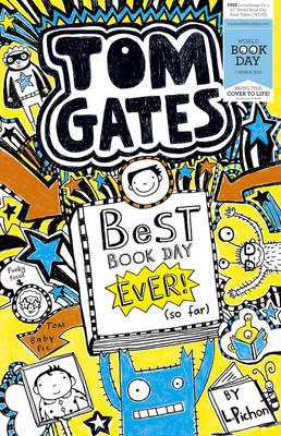 Best Book Day Ever (So Far) - Tom Gates