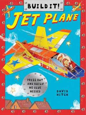 Jet Plane - Build It! (Hardback)