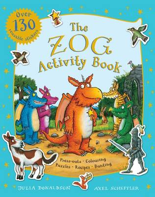 The Zog Activity Book (Paperback)