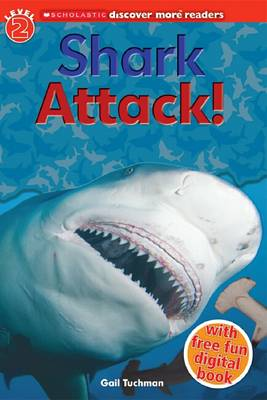 Shark Attack! - Discover More Readers (Paperback)