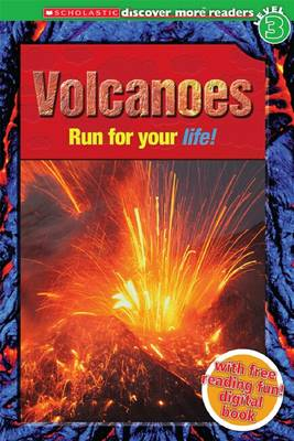 Volcanoes - Discover More Readers (Paperback)