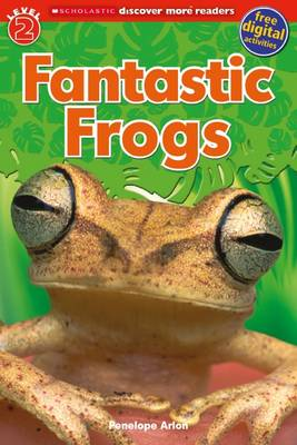Fantastic Frogs - Discover More Readers (Paperback)