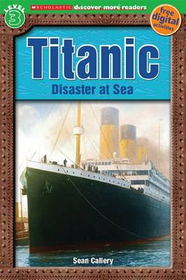 Titanic - Discover More Readers (Paperback)