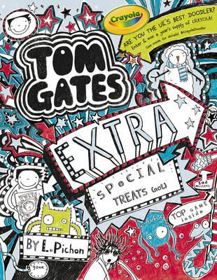 Extra Special Treats ( ... Not) - Tom Gates 6 (Hardback)