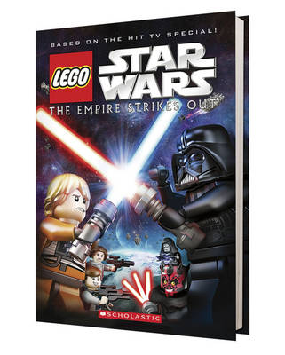 Lego Star Wars: The Empire Strikes Out (Hardback)