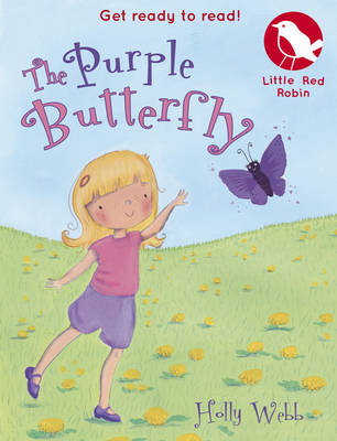 The Purple Butterfly - Little Red Robin 2 (Paperback)