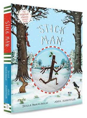 Stick Man (Snow Dome Gift Edition) (Hardback)
