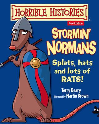 Stormin' Normans - Horrible Histories (Paperback)