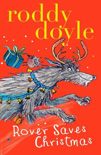 Rover Saves Christmas (Paperback)