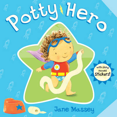 Potty Hero - Perfect Potty-Time (Board book)