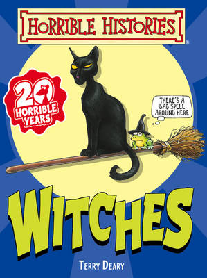 Witches - Horrible Histories Handbooks (Paperback)