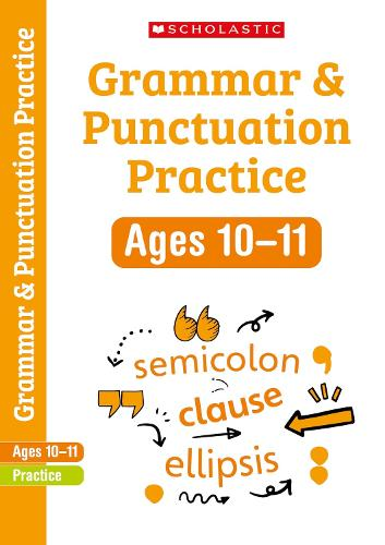 Grammar and Punctuation Year 6 Workbook - Scholastic English Skills (Paperback)