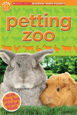 Petting Zoo - Discover More Readers (Paperback)