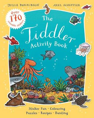 The Tiddler Activity Book (Paperback)