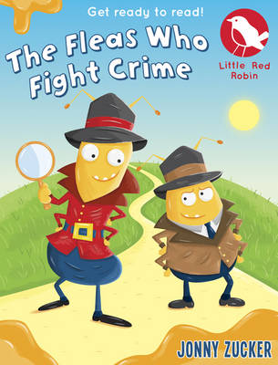 The Fleas Who Fight Crime - Little Red Robin 7 (Paperback)