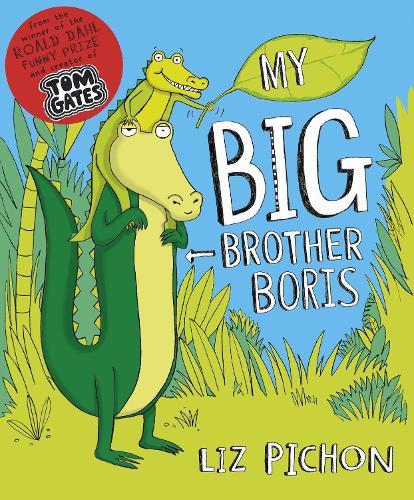 My Big Brother, Boris (Paperback)