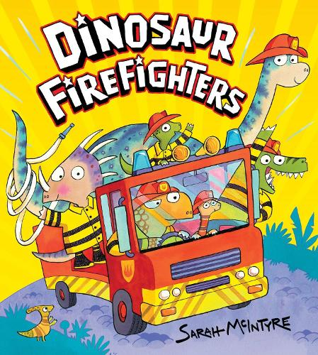 Dinosaur Firefighters (Paperback)
