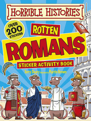 Rotten Romans - Horrible Histories (Paperback)