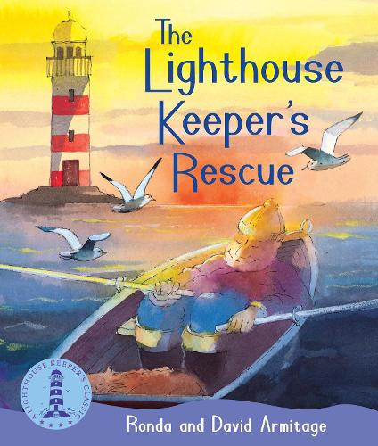 The Lighthouse Keeper's Rescue - The Lighthouse Keeper (Paperback)