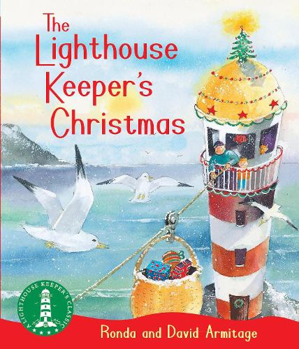 The Lighthouse Keeper's Christmas - The Lighthouse Keeper (Paperback)