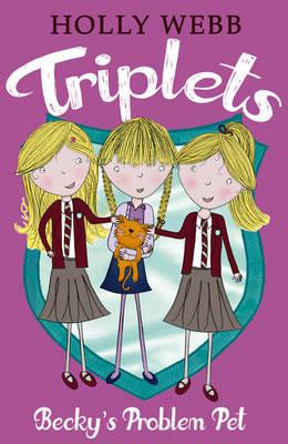 Becky's Problem Pet - Triplets 4 (Paperback)