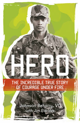 Hero: The incredible true story of courage under fire (Paperback)