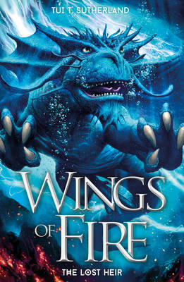 The Lost Heir - Wings of Fire 2 (Paperback)