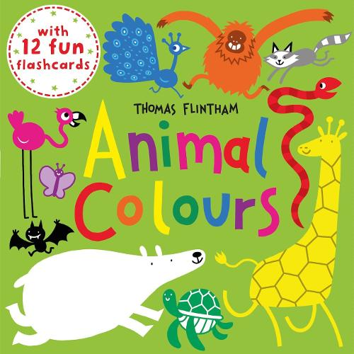 Animal Colours (BB) (Paperback)