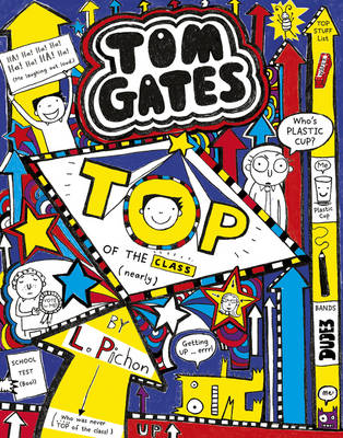Top of the Class (Nearly) - Tom Gates 9 (Paperback)